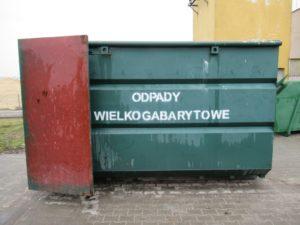 Oddajemy odpady wielkogabarytowe