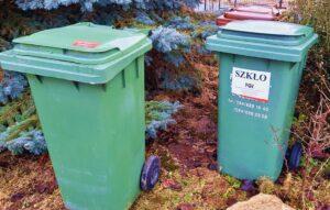 Harmonogramy odbioru odpadów komunalnych w 2021 r.