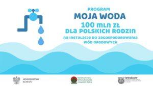 """""""Moja Woda"""" 2.0 – 22 marca 2021 r. Światowy Dzień Wody."""