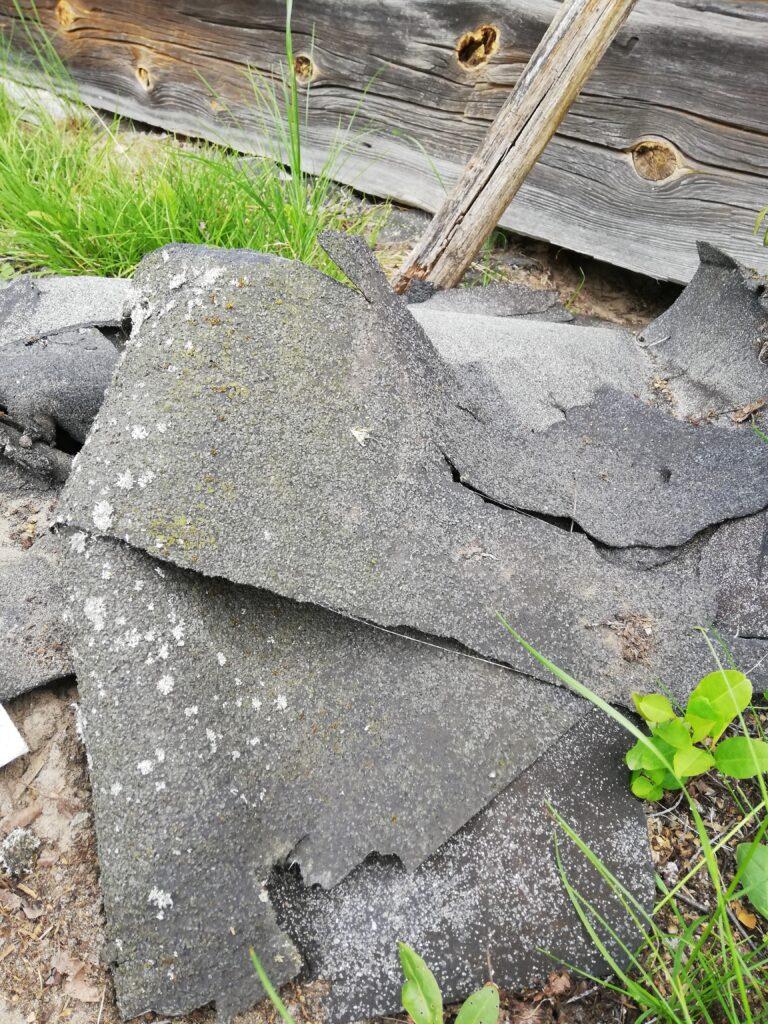 Gdzie oddać papę odpadową która powstała po remoncie dachu budynku?